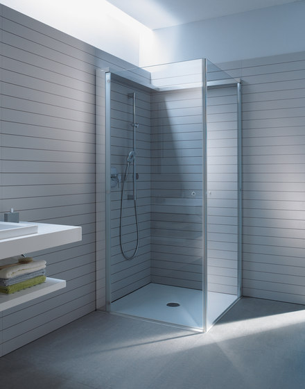 Openspace shower by DURAVIT | Shower trays
