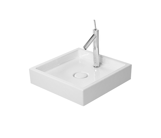 Stark News - Washbasin by DURAVIT | Wash basins