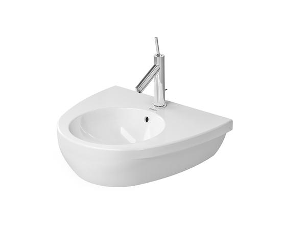 Stark News - Washbasin by DURAVIT | Wash basins