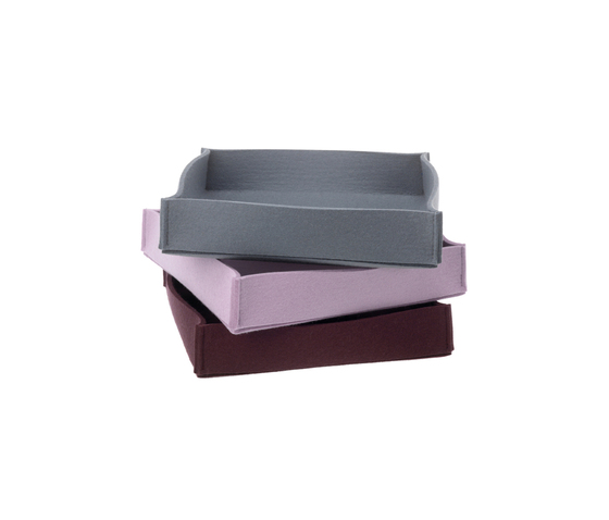 UP AND DOWN Tray for small items by Schönbuch | Storage boxes