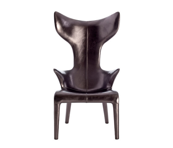 Lou Read armchair by Driade | Lounge chairs