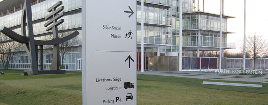 amer by Marcal Signalétique | Wayfinding