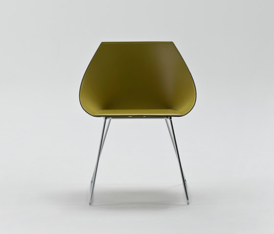Good Chair by Enrico Pellizzoni | Visitors chairs / Side chairs