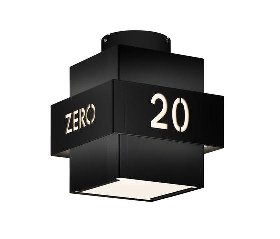 Port de ZERO | Éclairage général