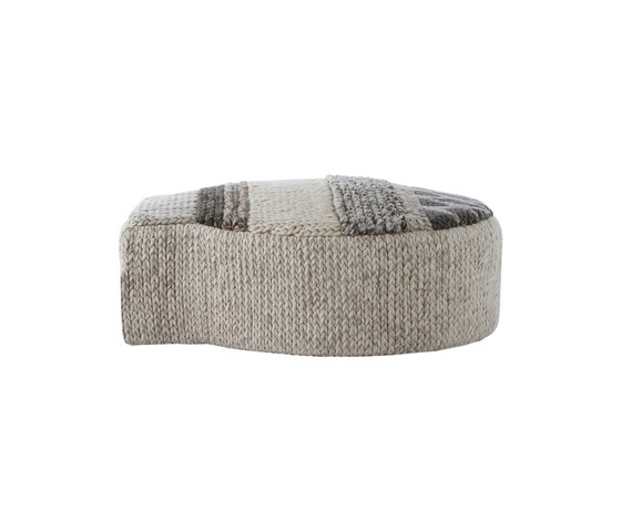Mangas Original Pouf Globo MP2N Natural 5 by GAN | Poufs
