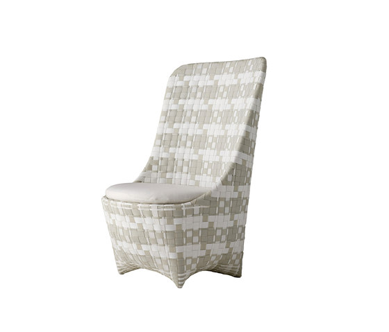 Cape West Armchair by Driade | Garden armchairs