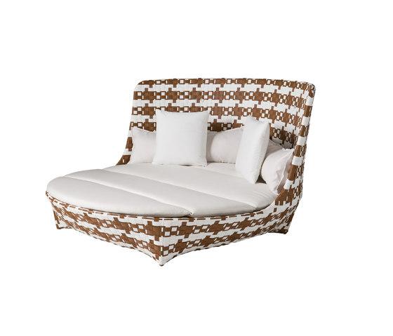Cape West Round bed von Driade | Liegestühle
