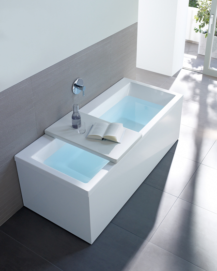 Bathtub Cover di DURAVIT | Mensole / supporti mensole
