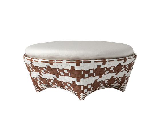Cape West Pouf by Driade | Poufs