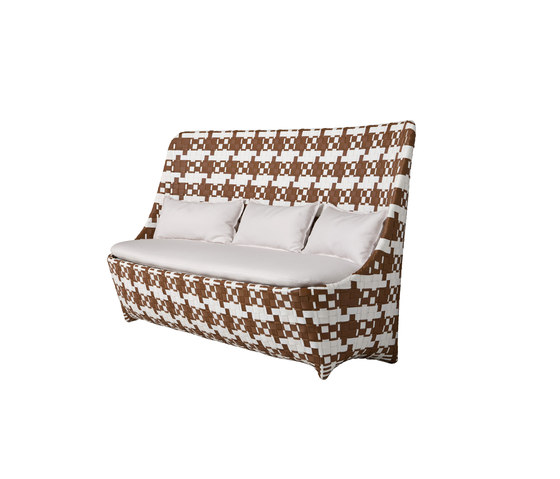 Cape West Sofa by Driade | Garden sofas