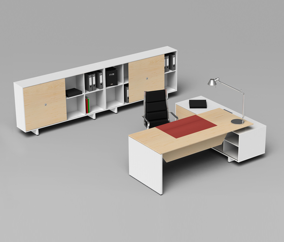 DV904-York by DVO | Executive desks