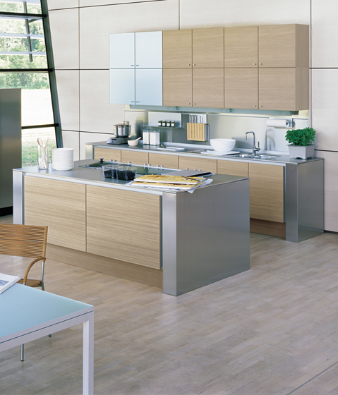 +SEGMENTO by Poggenpohl | Fitted kitchens