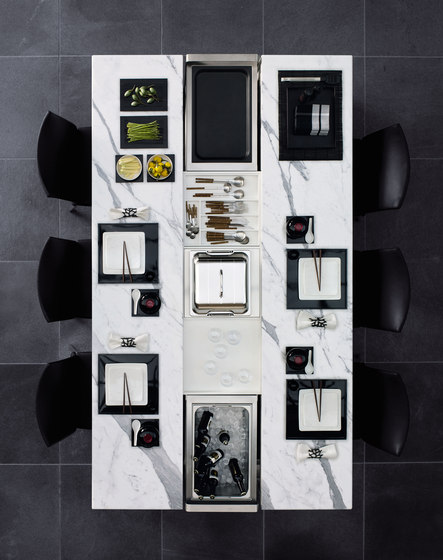 DINING DESK by Poggenpohl | Dining tables