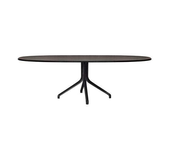 Claydon by Minotti | Restaurant tables