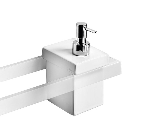 Skuara 52804.09.29 by Lineabeta | Soap dispensers