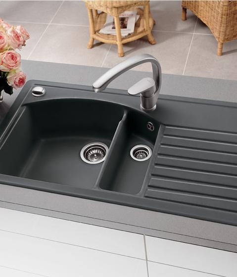 Arcora 60 Built-in sink by Villeroy & Boch | Kitchen sinks