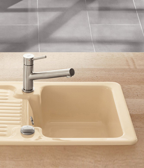 Condor 45 Built-in sink by Villeroy & Boch | Kitchen sinks