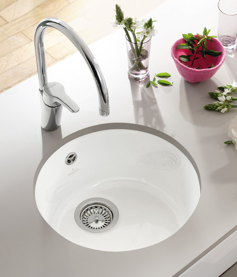 Luna Undercounter sink by Villeroy & Boch | Kitchen sinks
