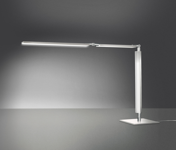 Pad System table lamp by Artemide Architectural | Task lights