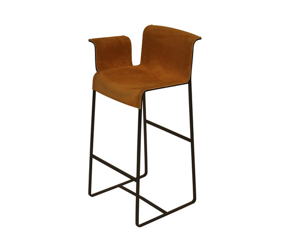 F002 stool by FOUNDED | Bar stools