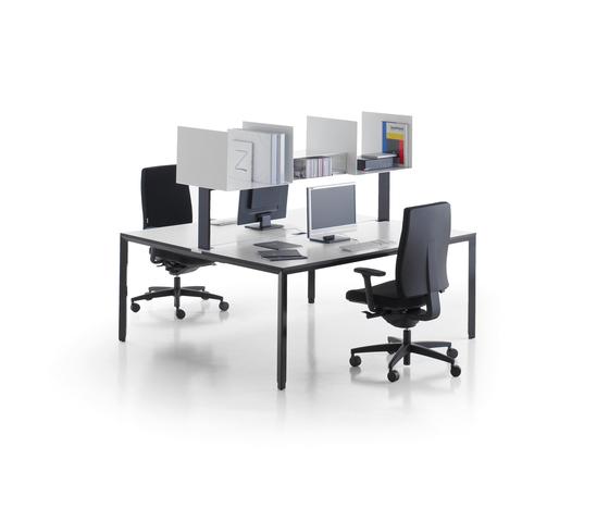 OS Unita Work unit von Imasoto   Tischsysteme