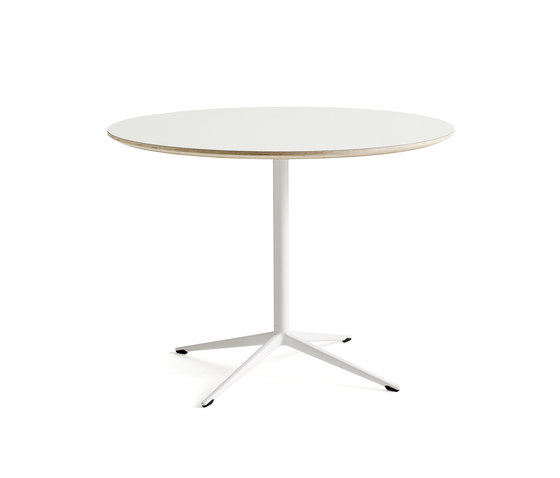 Ray Dining Table by Hay | Cafeteria tables