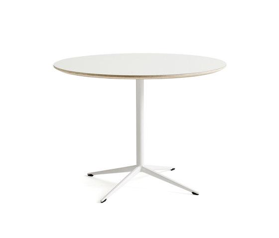 Ray Dining Table de Hay | Mesas para cafeterías
