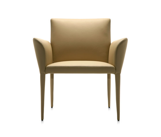 Bella L lounge armchair by Frag | Visitors chairs / Side chairs
