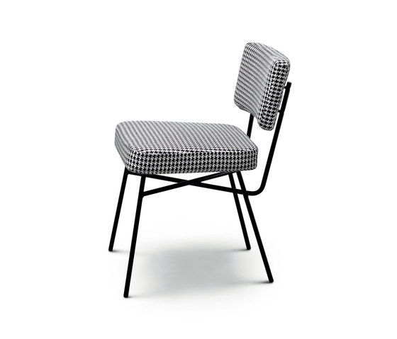 Elettra chair by ARFLEX | Restaurant chairs