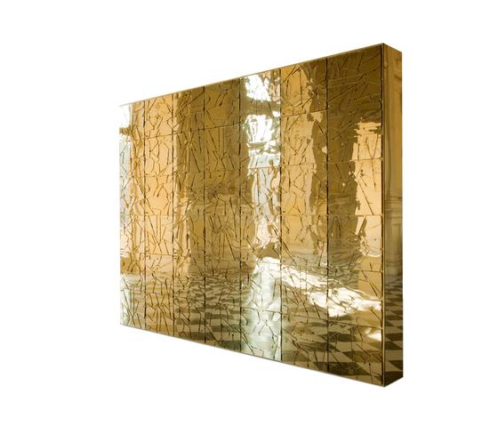 Paesaggi Italiani Specchio by edra | Cabinets