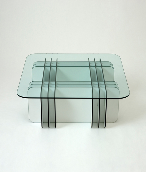 Grid Table by Miranda Watkins | Lounge tables