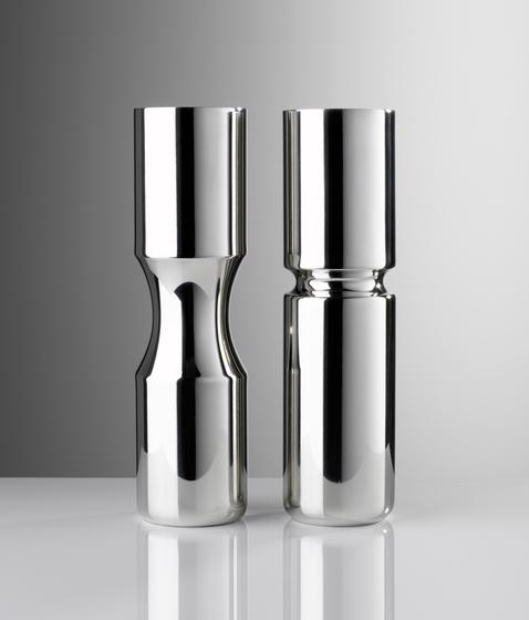 Groove Vase & Slim Groove Vase by Miranda Watkins | Vases