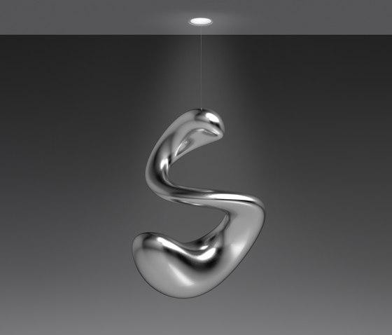 Nearco Pendelleuchte von Artemide | Allgemeinbeleuchtung