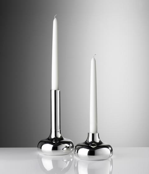 Spin Candlesticks Round von Miranda Watkins | Kerzenständer / Kerzenhalter