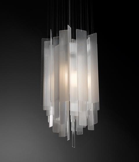 Random Prism Light di Miranda Watkins | Lampade sospensione