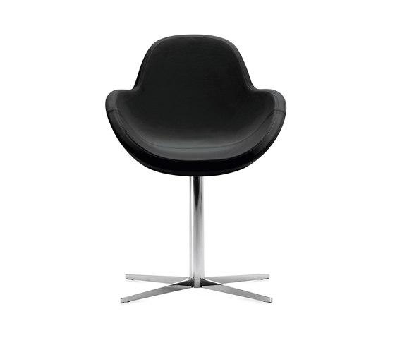 Darling 1 | swivel armchair de Frag | Chaises de restaurant