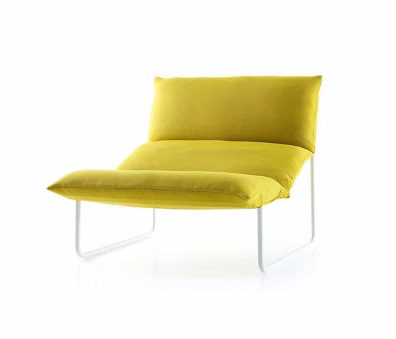 Taboga by ARFLEX | Lounge chairs