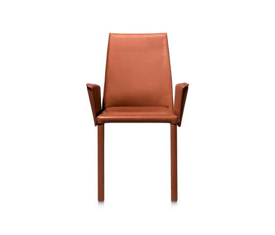 Evia P armchair von Frag | Restaurantstühle