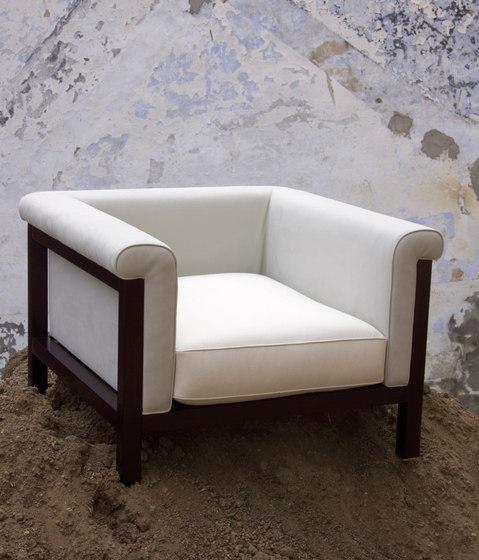 Livourne di BULO | Poltrone lounge
