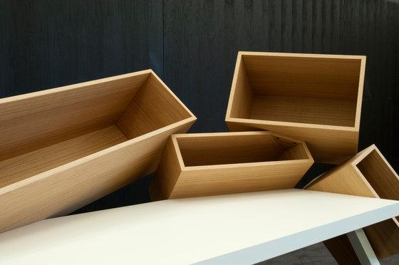 Overdose by BULO | Individual desks