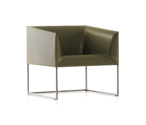 Gavi L lounge armchair by Frag | Lounge chairs