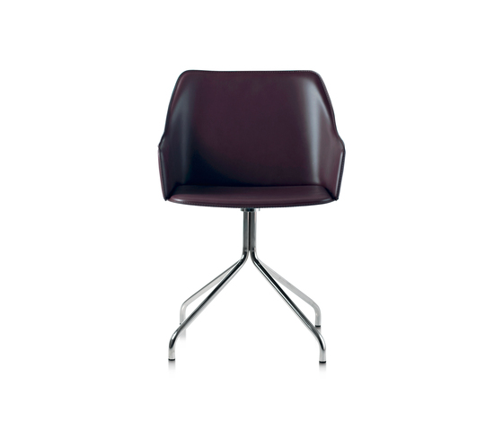 Iki P armchair by Frag   Restaurant chairs