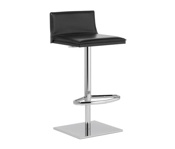 Latina GP   height-adjustable stool von Frag   Barhocker