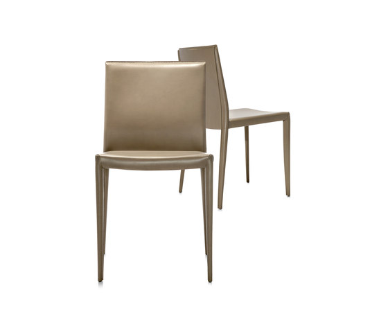 Lilly | side chair de Frag | Chaises de restaurant