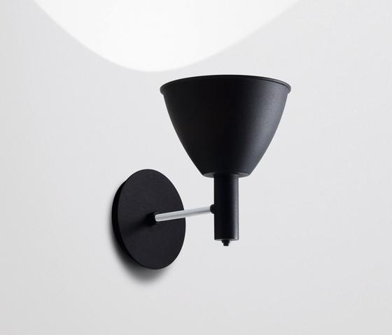 Wandleuchte Bauhaus w mit LED by Lumini | General lighting