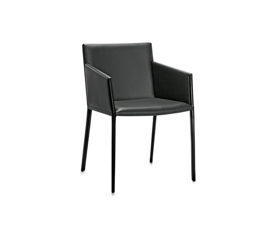 Nika LP armchair by Frag | Visitors chairs / Side chairs