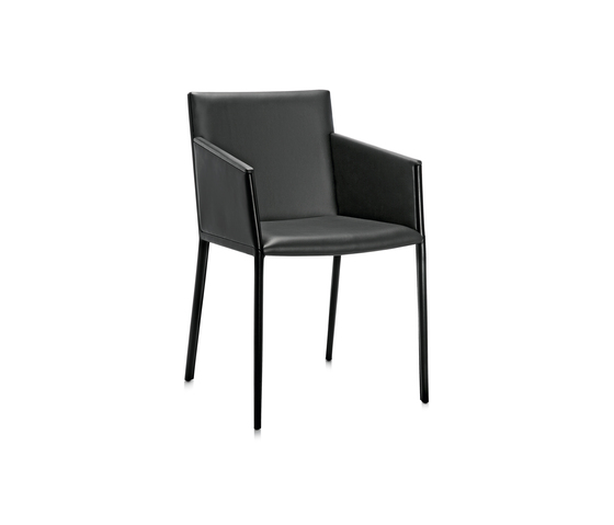 Nika P armchair by Frag | Visitors chairs / Side chairs