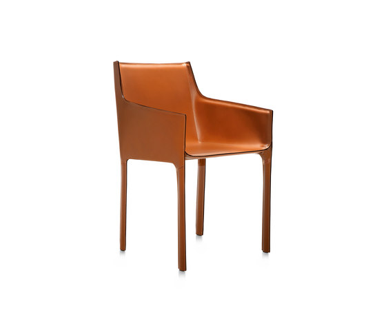 Nisidia P Young armchair by Frag | Restaurant chairs