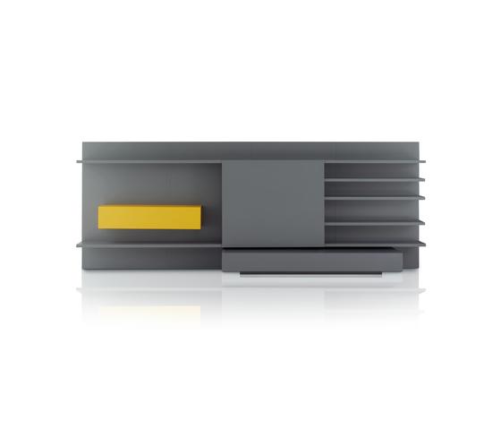 Modern by PORRO | Wall storage systems