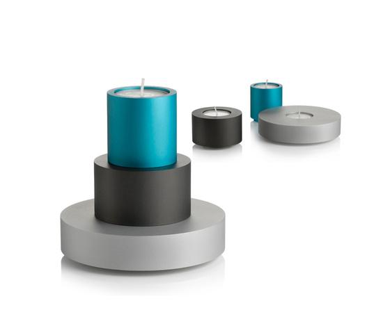 3 Tier Stack Candlelight von Miranda Watkins | Kerzenständer / Kerzenhalter